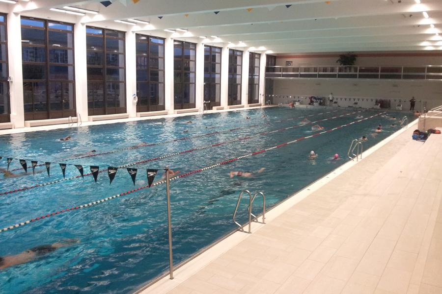 TriRun Schwimmtraining