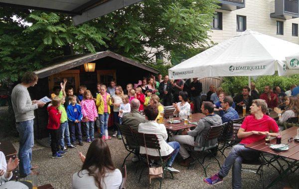 TriRun Sommerfest 2016