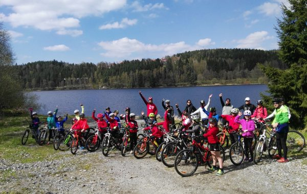 Kids Trainingslager Lipno 2017