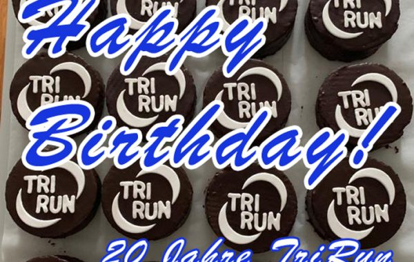 20 Jahre! Happy Birthday TriRun.